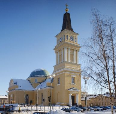 Image result for Кафедральный собор Оулу The Oulu Cathedral, Oulun tuomiokirkko